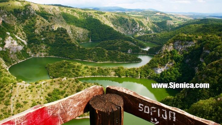 Vidikovac Veliki vrh - www.Sjenica.com