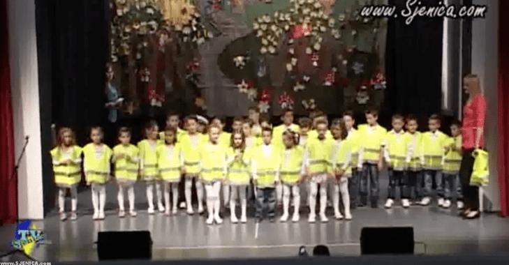 Zavrsna priredba predskolaca 2013 - Sjenica