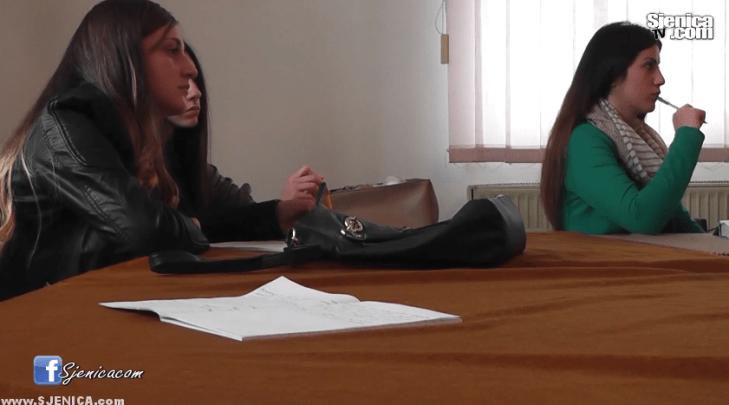 predavanja za studente Visoke poslovne skole 'Radomir Bojković' u Sjenici