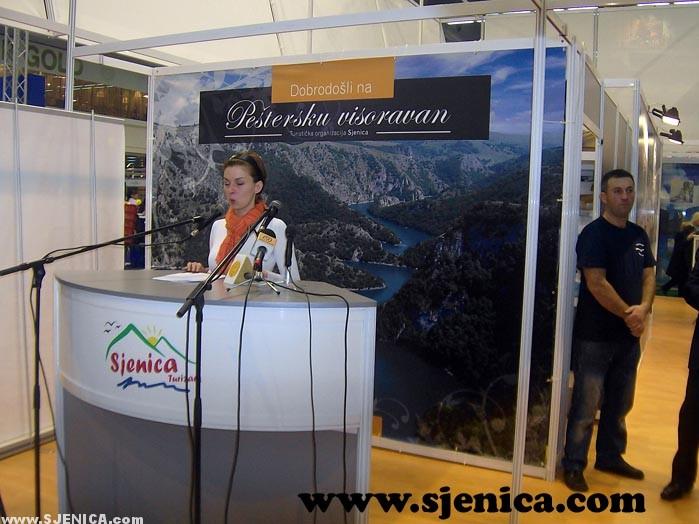 sajam prezentacija - Sjenica - Beograd 2010