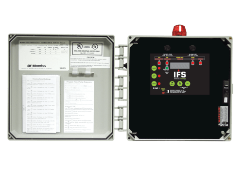 small resolution of installer friendly series control panels archives sje rhombus rhombus septic control wiring diagram