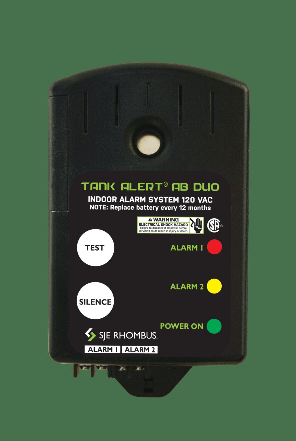medium resolution of tank alert ab duo