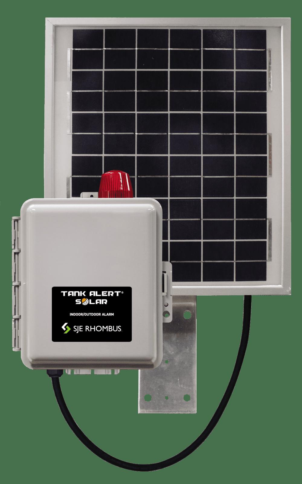medium resolution of tank alert solar