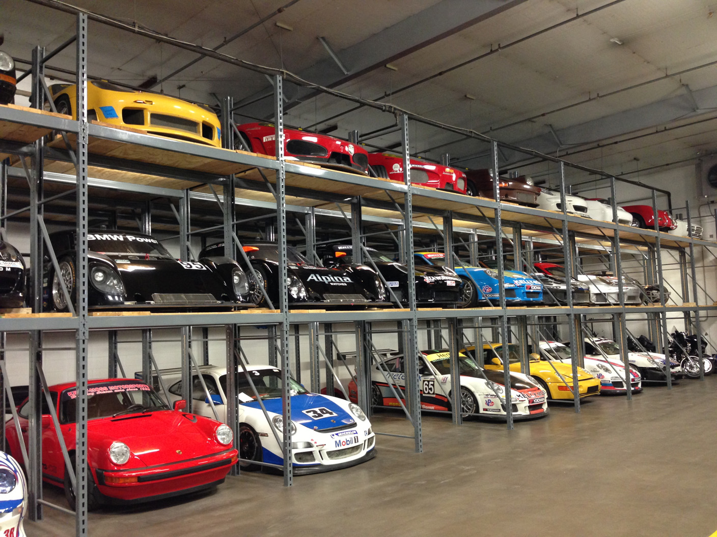 Featured Client  KellyMoss Motorsports
