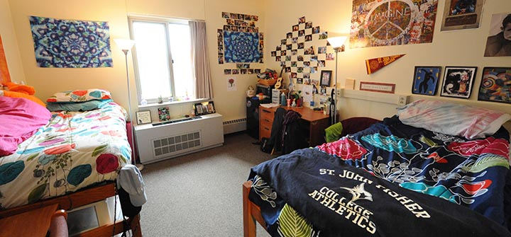 Residence Halls  Keough Hall  St John Fisher College