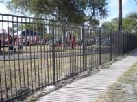 Aluminum Ornamental & Vinyl Fence  When You Need a