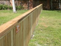 Residential Wood | S&J Fence Co