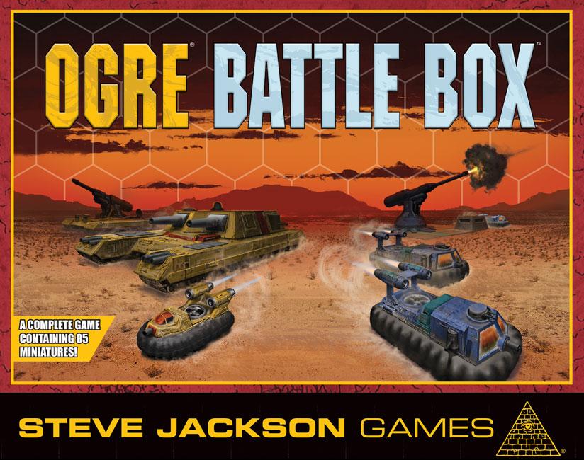 Image result for Ogre Battle Box board game