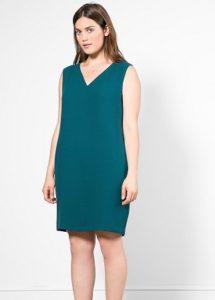 mango outlet violetta jurk goedkoop mode shoppen online voor 50 euro een complete outfit