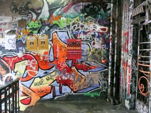 Tacheles art house Berlin