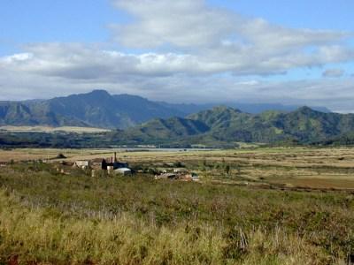 Koloa Sugarmill Kauai