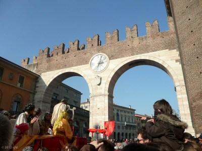Carnival in Verona!
