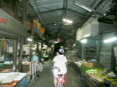 And indoor market . . .