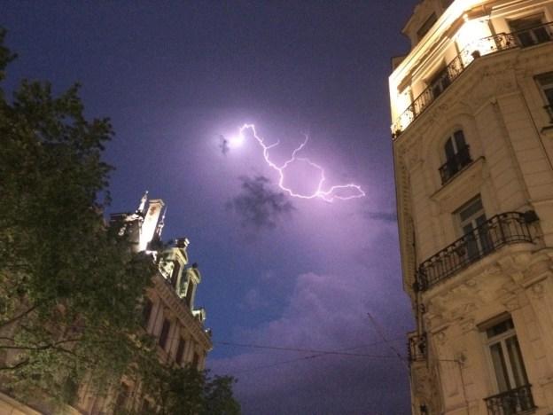 Lyon lightning