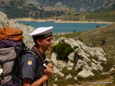 Bergsee in Mallorca
