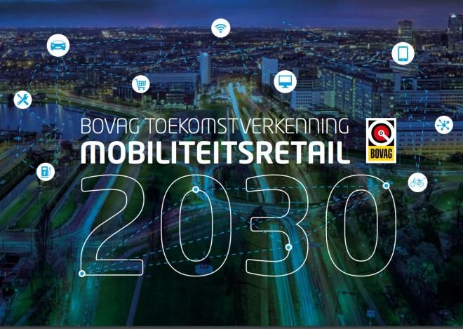 Toekomstverkenning mobiliteitsretail 2030
