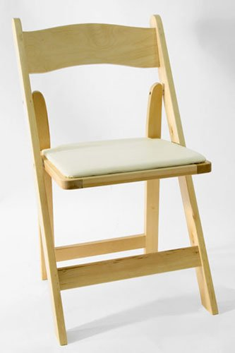chair rentals philadelphia covers for sale in durban folding padded wood natural pa where to find
