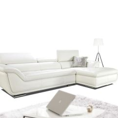 Century Furniture Sofa Quality Merax 3 Piece Sectional With Chaise And Ottoman High Leather 8921 European Hight Model Corner