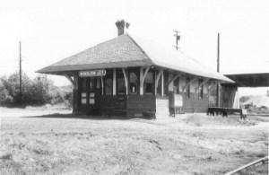WINSLOW Tower,Station,Interlocking, and Junction  SJRail Wiki
