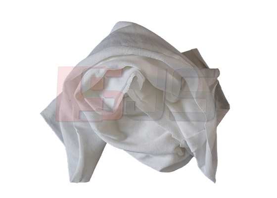 Pure white jersey cotton rags new   New White Cotton Rags   Taicang Daorong Knitting Co.,Ltd.