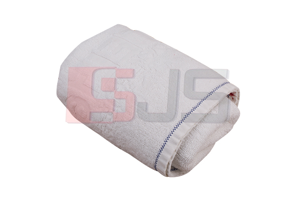 White face towel cotton rags   White Towel Rags   Taicang Daorong Knitting Co.,Ltd.