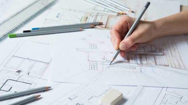 Дизайн проект квартиры, цена 600 руб/м²