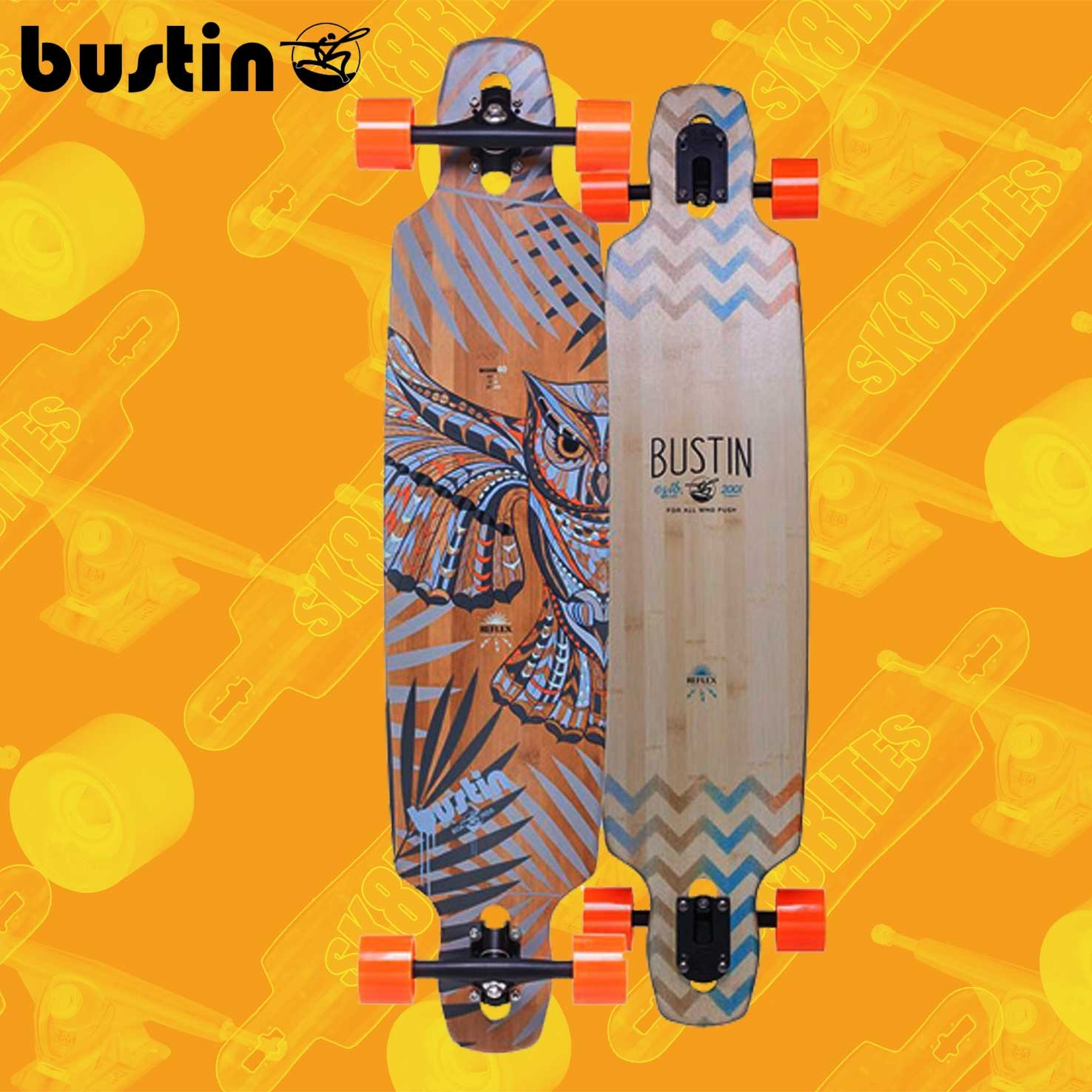 bustin mission 40 bamboo