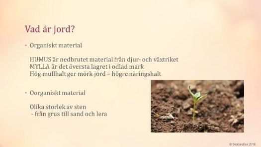 bra planteringsjord