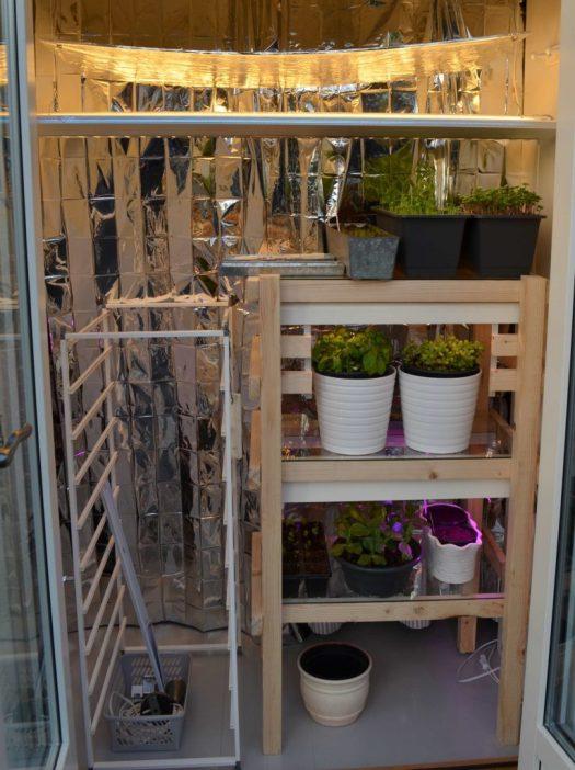 bygg en odlingsstation