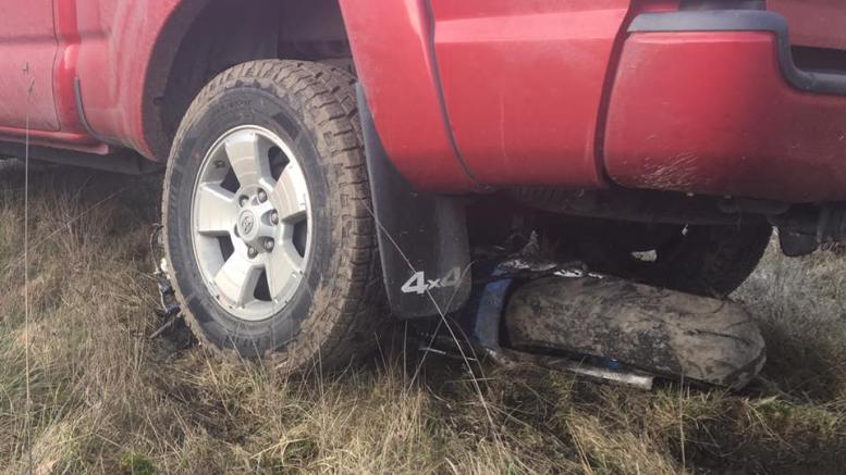 UPDATE: Camano Island Man Injured in Motorcycle Crash