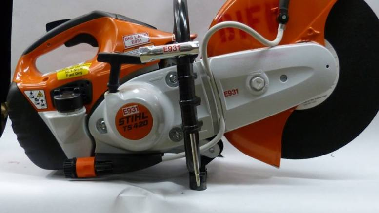 Have You Seen These Stolen Firefighting Tools? - Skagit
