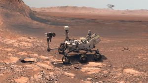 NASA's Perseverance rover first produced oxygen on Mars