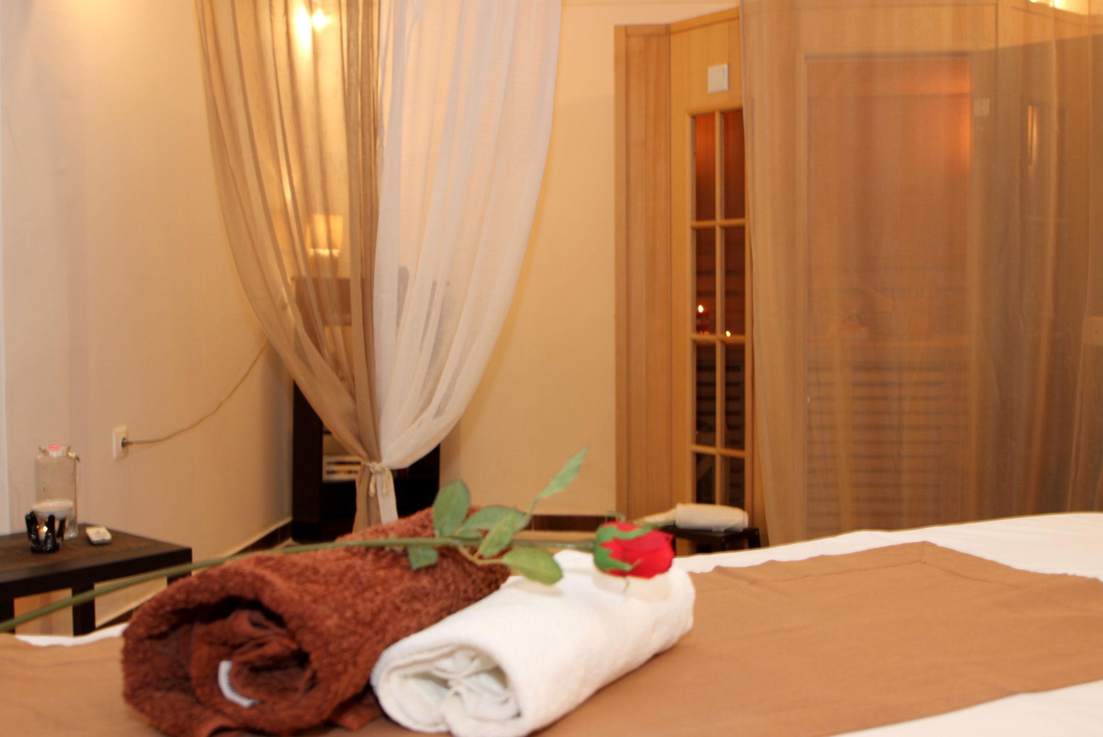 Red Rose Spa - Skala Hotel Ios
