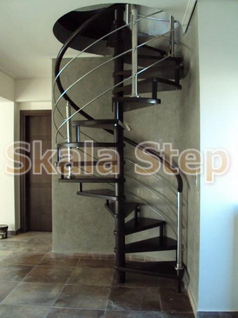 """""""Χαϊδάρι 2"""" κυκλική σκάλα"""