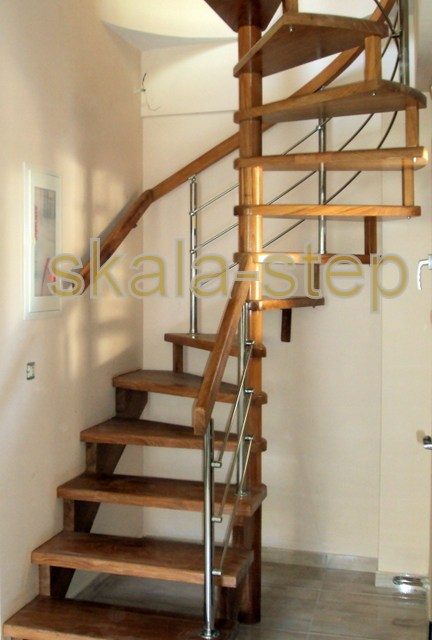 Σύνθετη κρεμαστή σκάλα