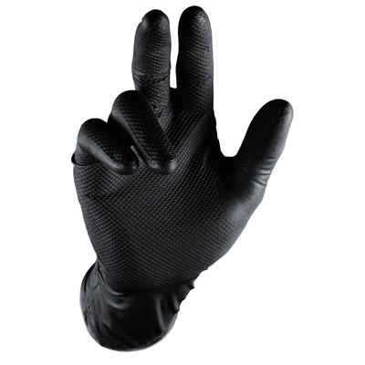 Nitril Eldiven Siyah