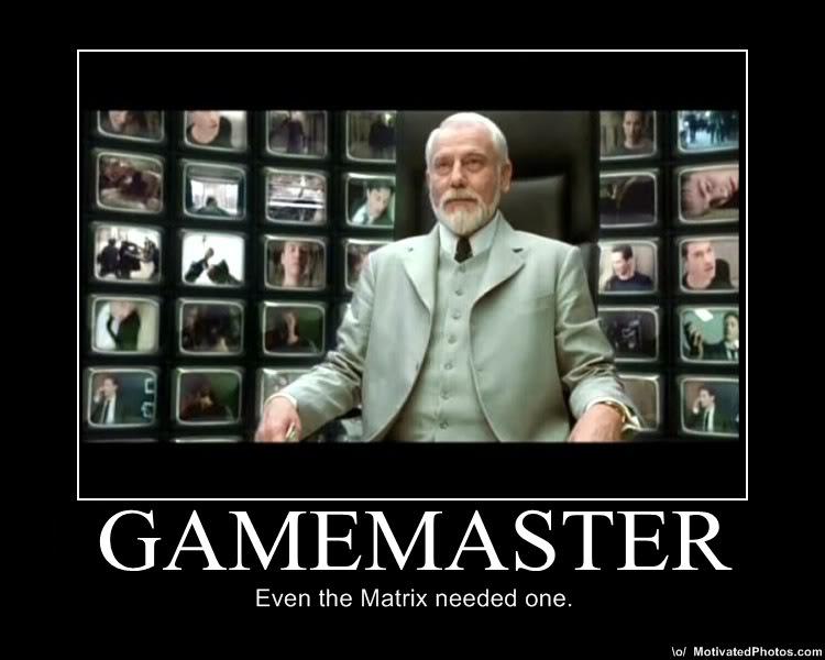 Game Master meme
