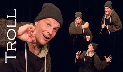"""Troll"" - ""Tinou Lennart"" Theatre, Sweden"