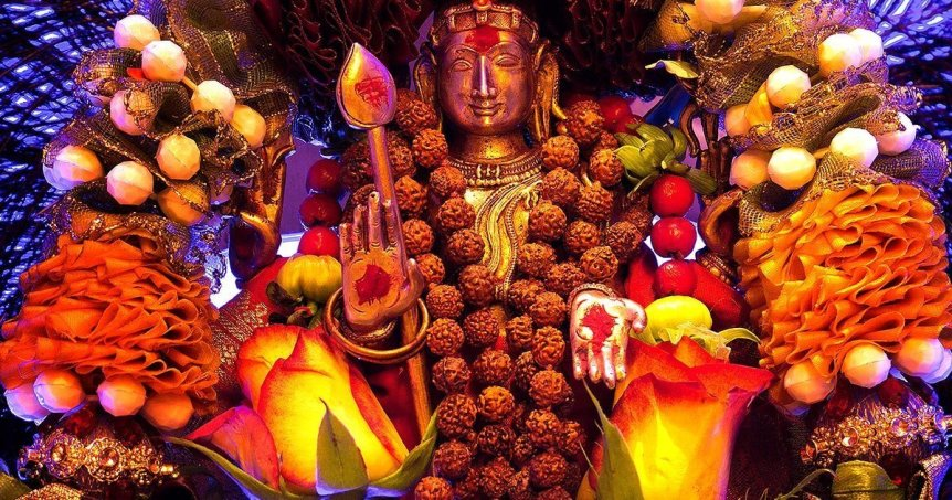 Lord Murugan at Soma Skanda Ashram