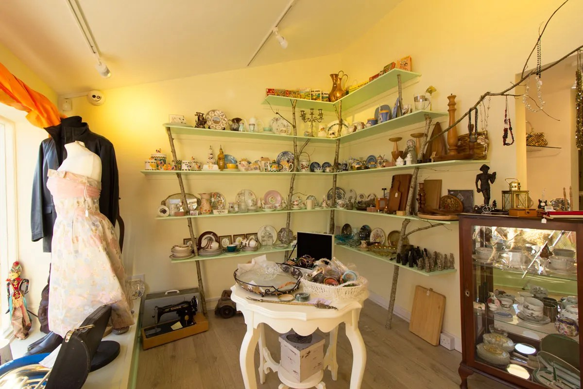 A wide range of collectables, home and giftware available.