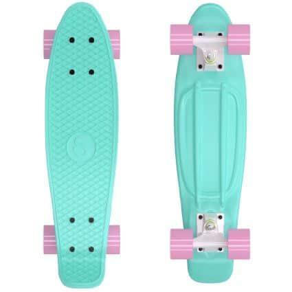 Skatro Mini Cruiser 22″ Skateboard Review