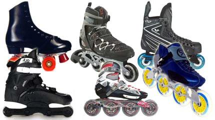 Top 5 Types Of Skates of 2017