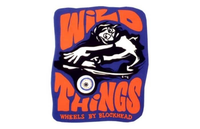 Blockhead Wild Things Wheels