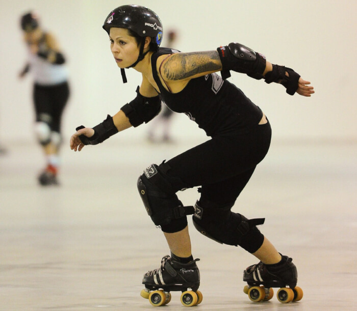 roller derby positions
