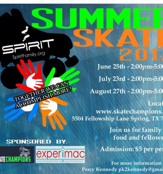 Summer Skate 2017