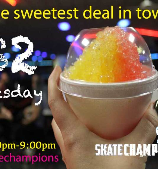 $2 Tuesday Continues Sept 5th