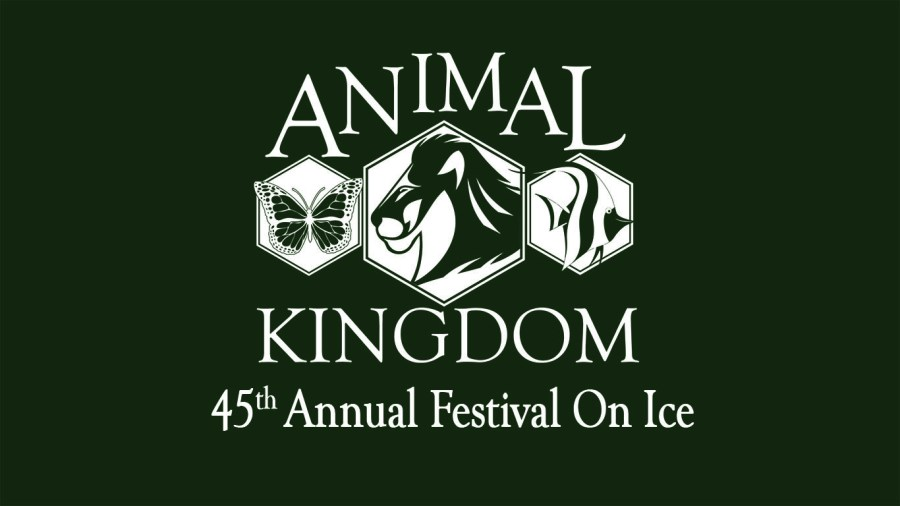 2020 Annual Festival on Ice Logo