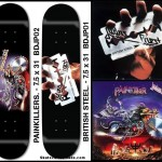 Decks – Judas Priest  – 2011