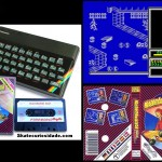 Vídeo Game ZX Spectrun –  Skateboard Kidz – 1988