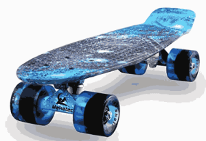 MEKETEC Skateboards Complete - toddlers skateboard